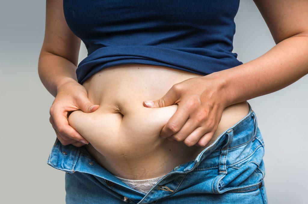 Diétával a hasi elhízás ellen