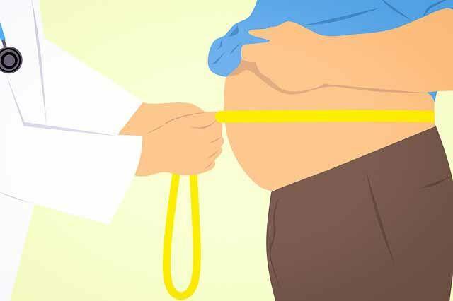 BMI helyett haskörfogat mérése