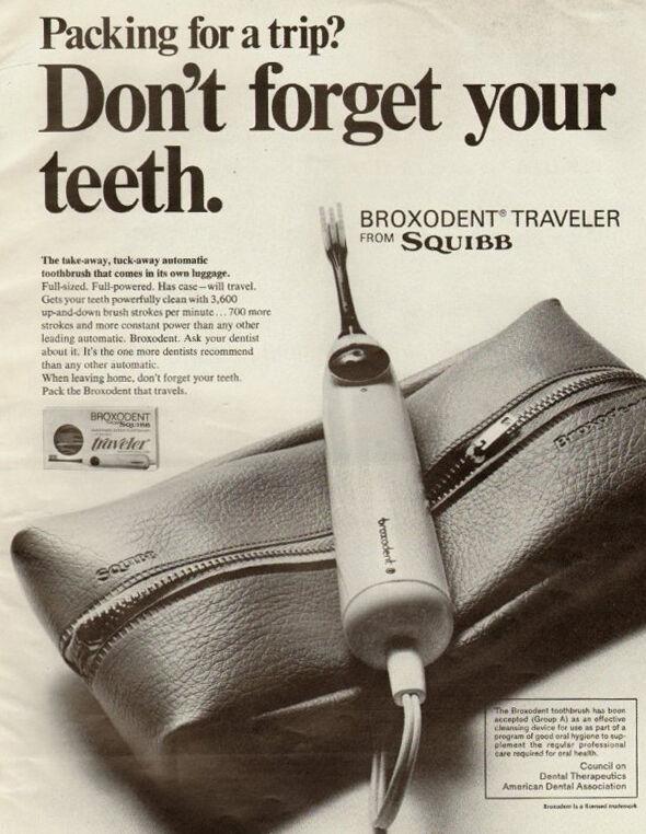 Az első elektromos fogkefe - jópatikus