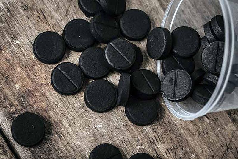 Fogfehérítés aktív szénnel - jópatikus