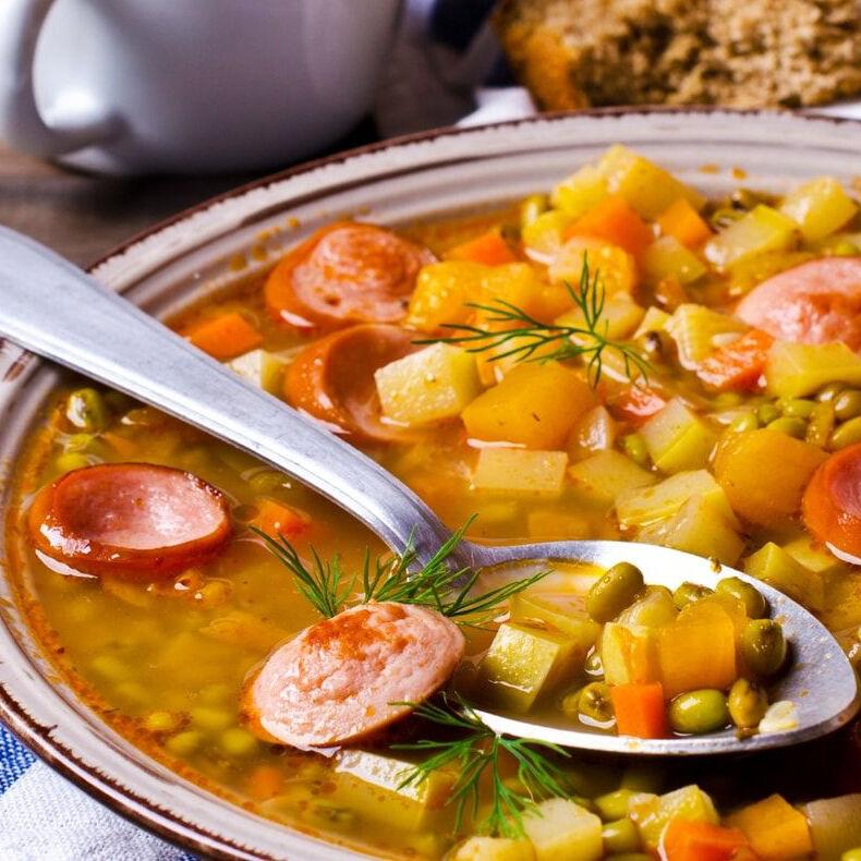 Diétás étrend - káposzta leves - jopatikus