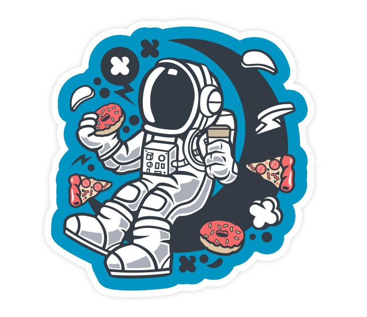 Norbi űrhajós diéta programjáról - jopatikus.hu
