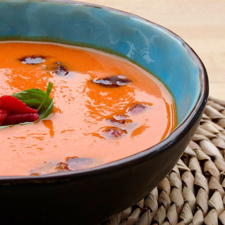 Diétás étrend - Paprikakrém leves - jopatikus