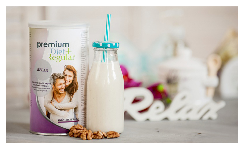 Premium Diet Regular +Relax a jópatikus.hu-n