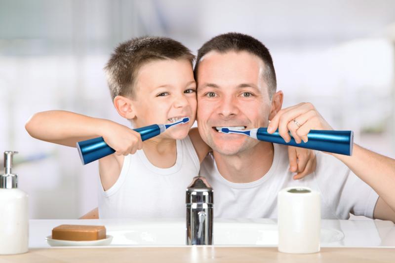Ultrahangos elektromos fogkefe minden korosztálynak - jopatikus