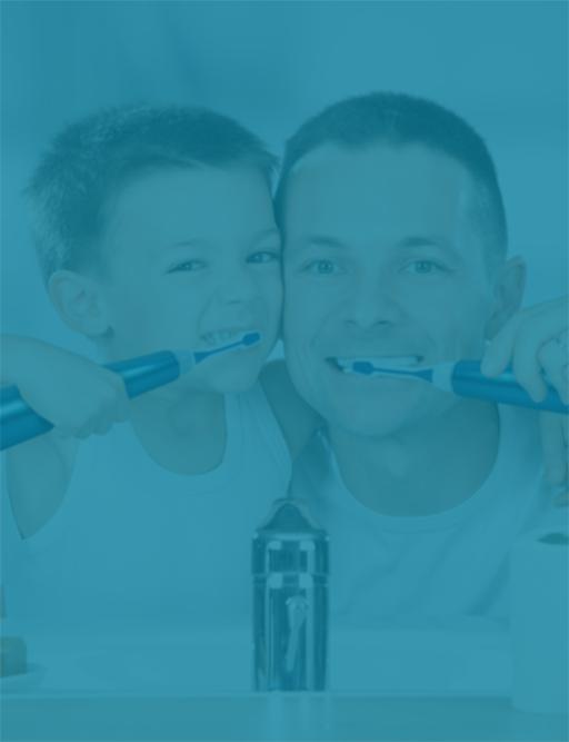 Ultrahangos fogkefe: Emmi-dent