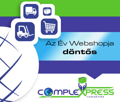 Az Év Webshopja 2018 - döntős