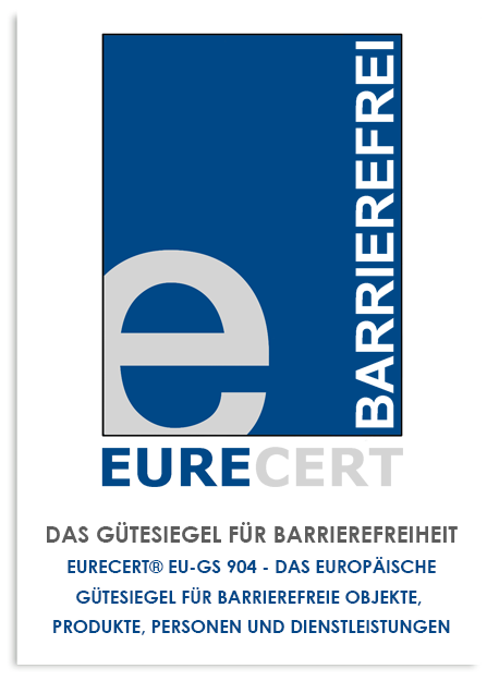 EURECERT - Richtig. Barrierefreierleben