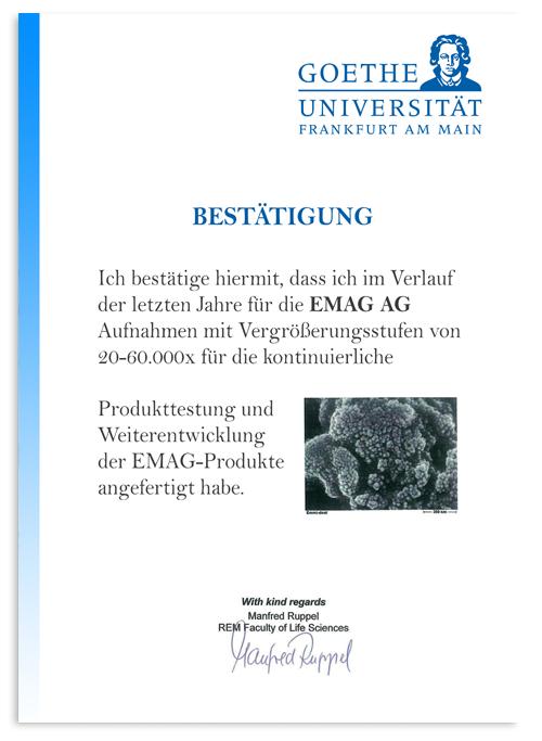 Ultrahangos fogkeféink fejlesztésében részt vett a Goethe Universitat - jopatikus.hu