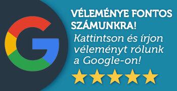Google vélemények