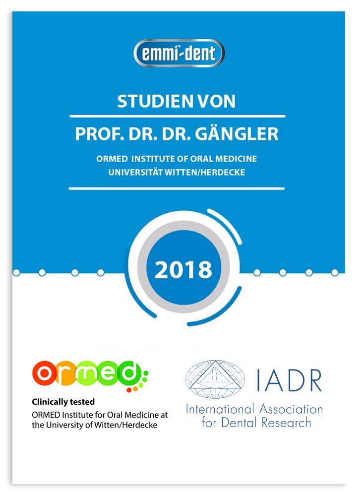 ORMED Institute klinikai tesztje 2018