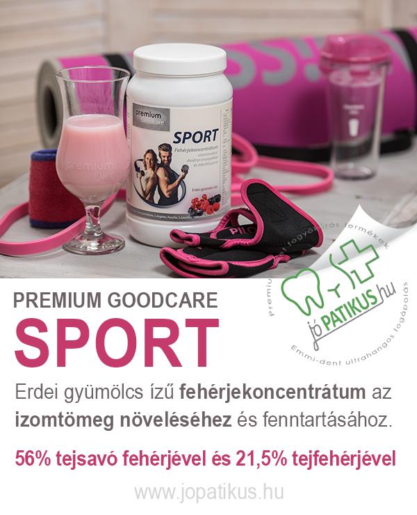 Premium Goodcare Sport - jopatikus.hu