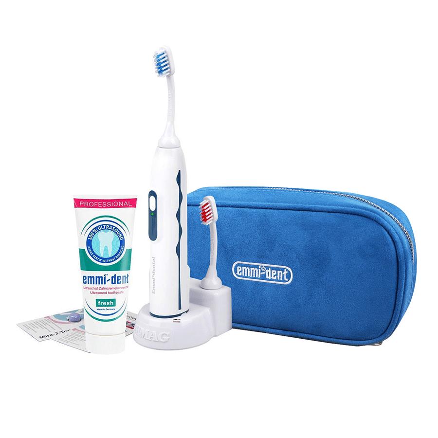 Emmi-dent Professional 2.0 ultrahangos elektromos fogkefe - jopatikus.hu
