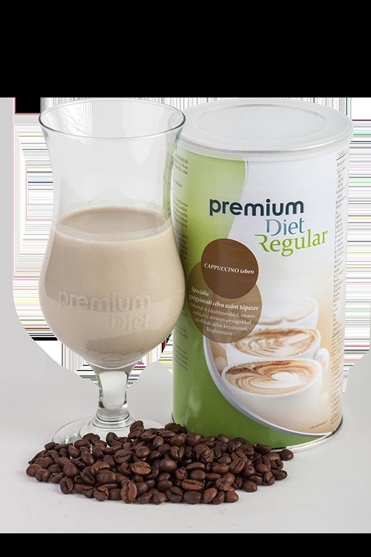 Zsírégetési fázis - Premium Diet Regular 2x