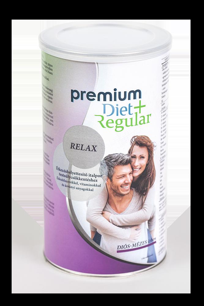 PREMIUM DIET REGULAR+ RELAX