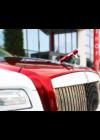 Emmi-dent Metallic ultrahangos fogkefe Rolls Royce Red + Emmi-dent fogkrém