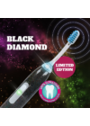 Emmi-dent Metallic ultrahangos fogkefe black + Emmi-dent fogkrém
