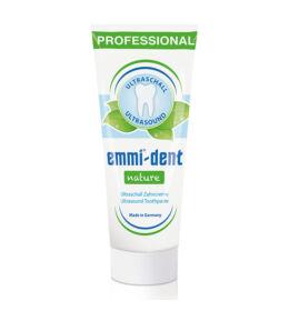 Emmi-dent Nature - ultrahangos fluorid mentes fogkrém (75ml)