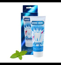 Emmi-dent Whitening - ultrahangos fogfehérítő fogkrém (75ml)