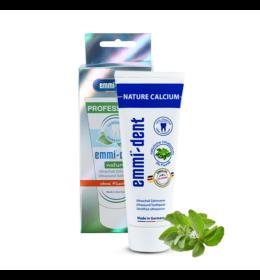 Emmi-dent Nature Calcium - ultrahangos fluorid mentes fogkrém, kálciummal (75ml)
