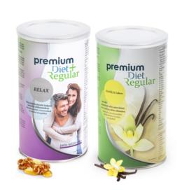 Premium Diet Program - Folytatás 1- AKCIÓS csomag