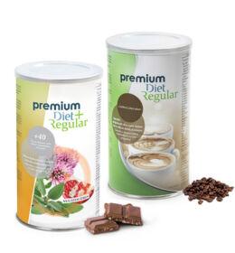 Premium Diet Program - Folytatás 6 - AKCIÓS csomag