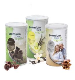 Premium Diet, Premium Diet Regular, fogyókúra, diéta