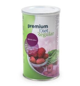 Premium Diet Regular - málna ízű (440g/25adag)