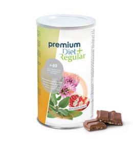 Premium Diet Regular +40 - nugátos ízű (465g/15adag)