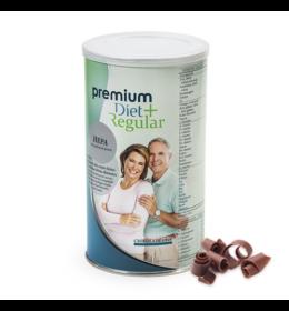 Premium Diet Regular +Hepa - csokoládé ízű (420g/23adag)