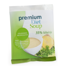 Premium Diet Soup - Zöldborsós krumplileves (1x)