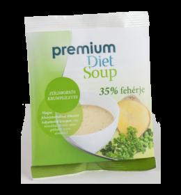 Diétához ajánljuk a Premium Diet Soup - Zöldborsós krumplilevest