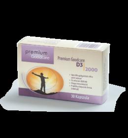 Premium Goodcare D3 vitamin