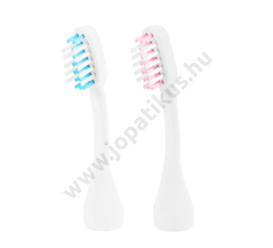 ultrahangos fogkefe, ultrahangos fogkefefej, cserélhető fogkefefej, pótfej