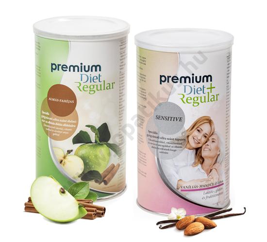 Premium Diet Program - Folytatás 4 - AKCIÓS csomag