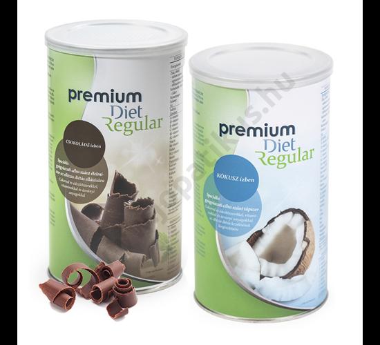Premium Diet Regular csomag - Folytatás 7 - AKCIÓS összeállítás