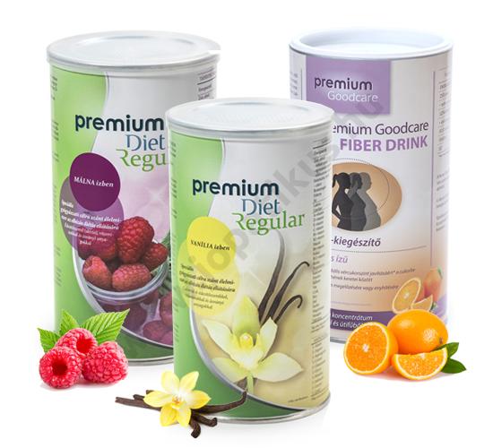 Premium Diet Akciós folytatás csomag 3.