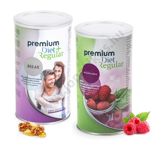 Premium Diet Program - Folytatás 2- AKCIÓS csomag