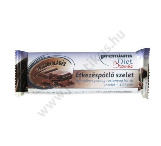 Premium Diet Brownie szelet csokis (1x)