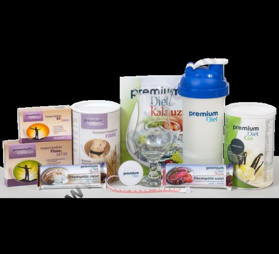 Premium Diet arany kezdőcsomag
