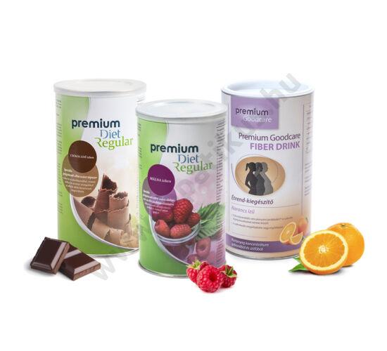 Premium Diet Program - Akciós folytatás csomag V.
