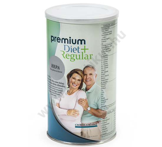 Premium Diet Regular + Hepa