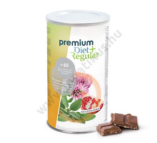 Premium Diet Regular +40 - fogyókúra 40 fölött