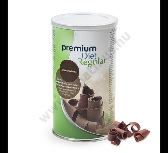 Premium Diet Regular - csokoládé ízű