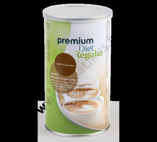 Premium Diet Regular - cappuccino ízű