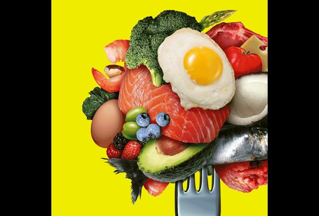 kiegyensúlyozott étrend minden nap