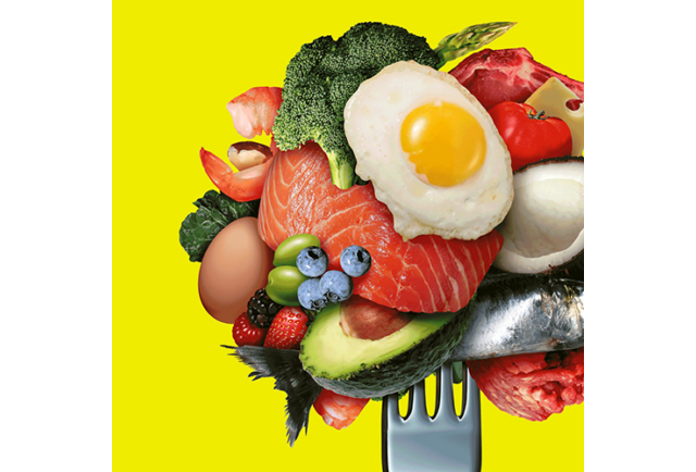 kiegyensúlyozott ételek zsírégetéshez